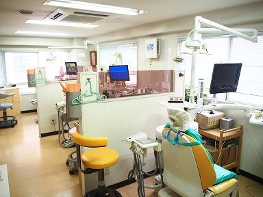 森岡歯科医院 院内写真