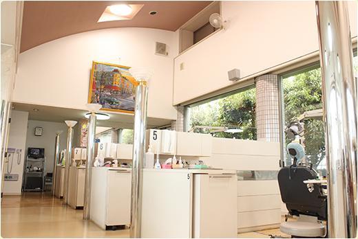 岩橋歯科医院 診療室
