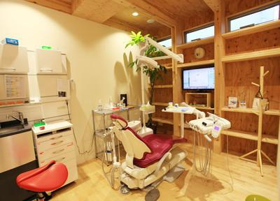キビキノ歯科医院 診療室