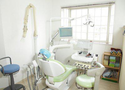 なかの歯科医院 診療室
