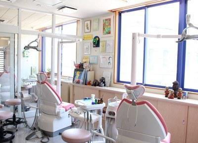 おおの小児矯正歯科 院内写真