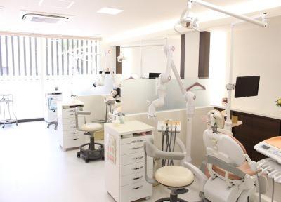 中央デンタルクリニック 診療室