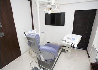 医療法人社団OUGA たかはし歯科医院 診療室