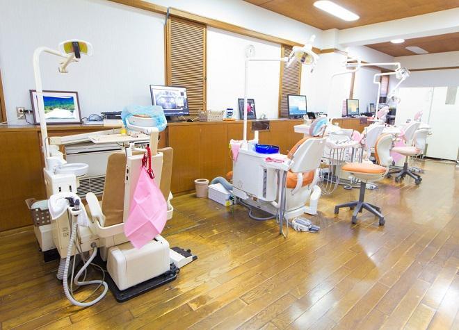 矢吹歯科医院 診療室