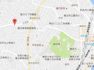 うえの歯科医院地図