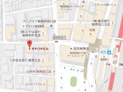 塚越歯科医院地図