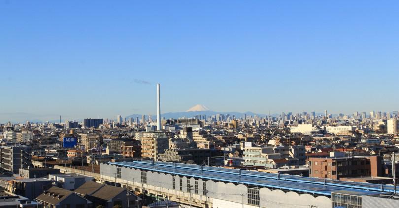 妙典駅メイン画像