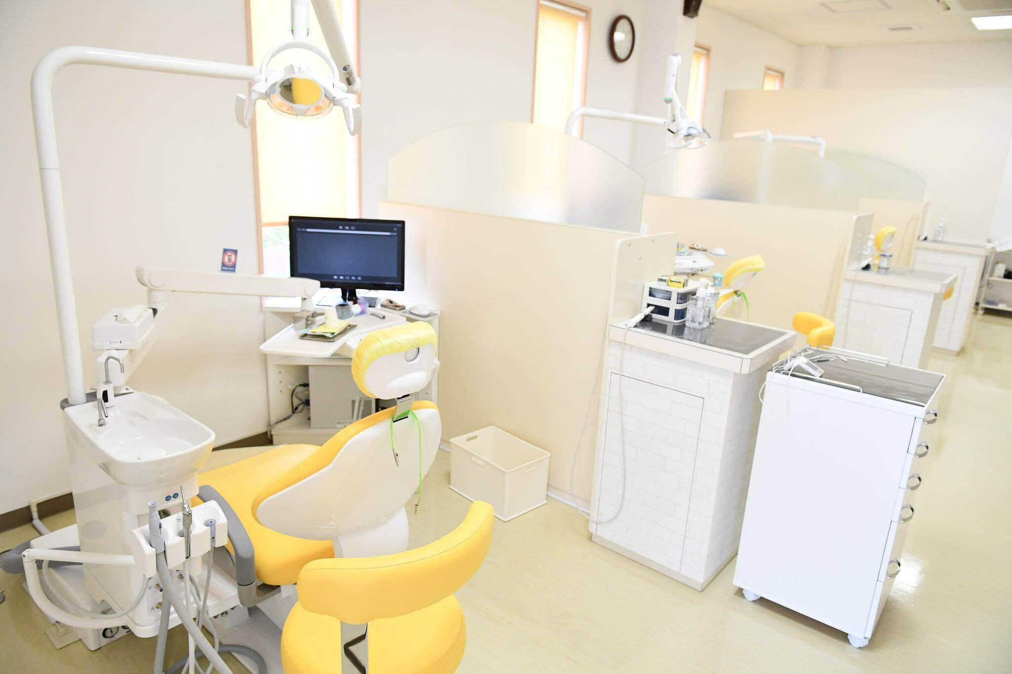ガーデン歯科クリニック 診療室
