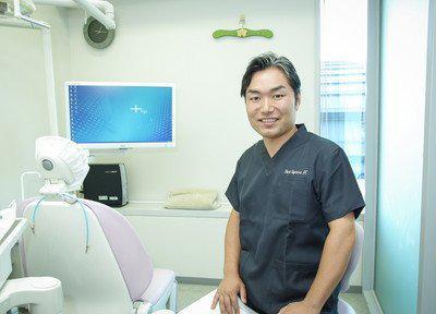 ポートスクエア歯科クリニック 診察室