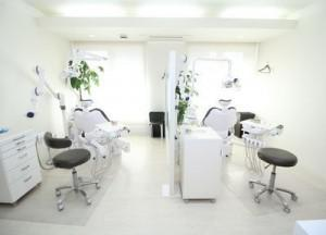 中曽根歯科医院 診察室