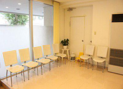 平塚歯科診療所 待合室