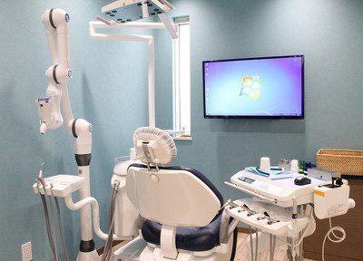 こわぐち歯科医院 診察室