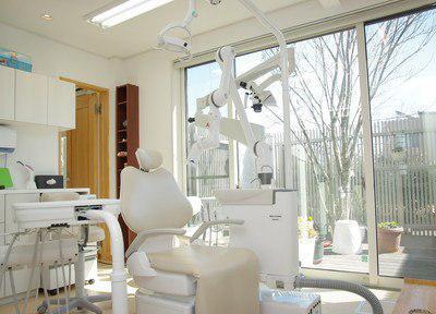 東風歯科おおたかの森クリニック 診察室