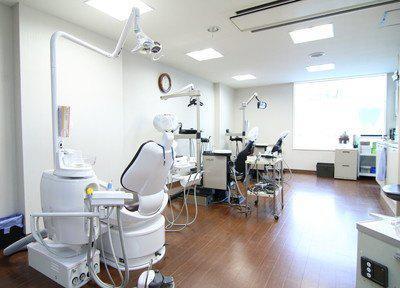 南口デンタルクリニック 診察室
