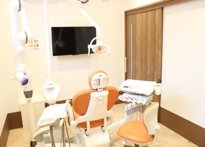 大見歯科医院 診察室