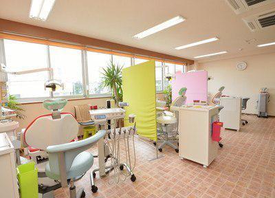 まえばら歯科 診察室