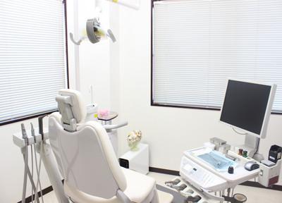 ゆうデンタルクリニック 診察室