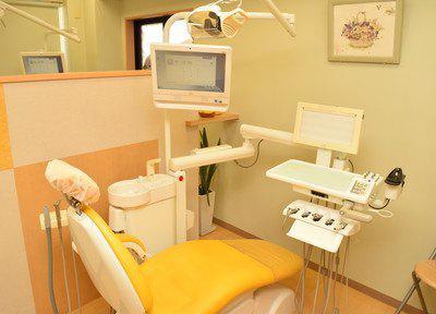 しまだ歯科医院 診察室
