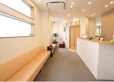 永山歯科医院 待合室