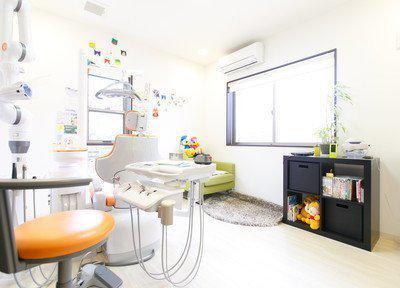 ひがしの歯科医院 診察室