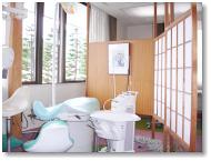 島田歯科 診察室