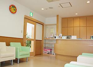 渡辺歯科医院 待合室