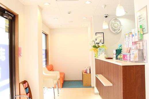 まごころ歯科 待合室