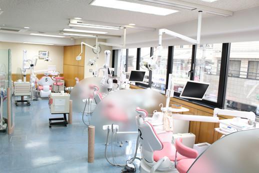 入江歯科医院 診察室