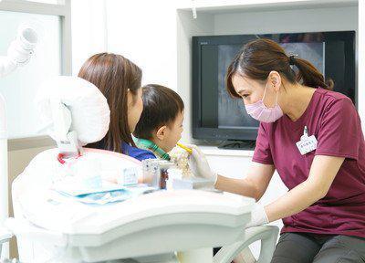 しまぐち歯科クリニック 診察風景