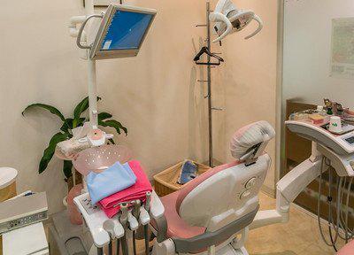 ビビットスクエア歯科 診察室