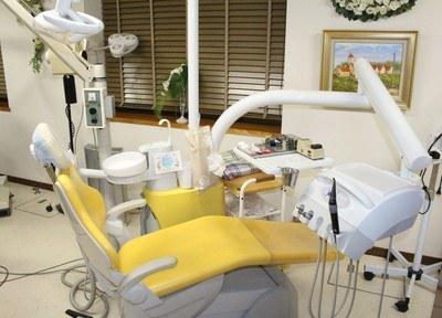 始平堂歯科医院 診察室