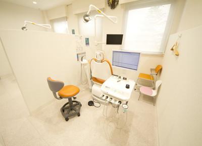 モミの木クリニック 診療室