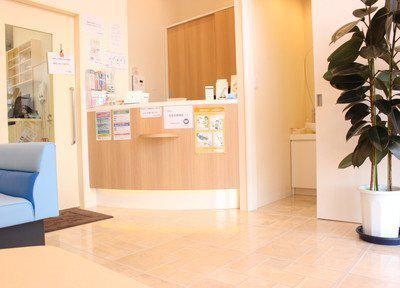 くりの木歯科医院 待合室