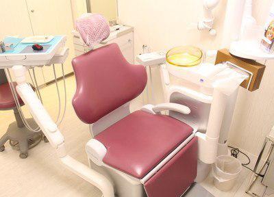 しみずデンタルクリニック 診察室
