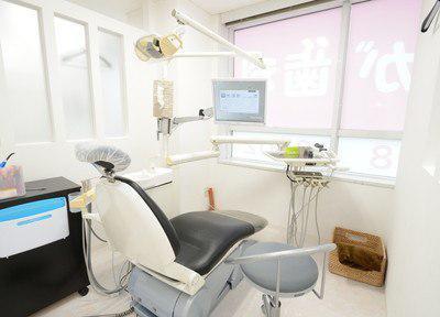 そが駅前歯科医院 診察室