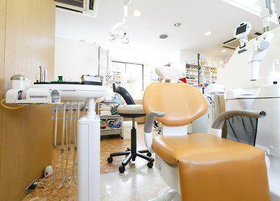 タニ歯科医院 診察室