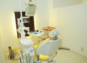 パール歯科医院 高崎 診察室