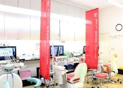デンタルケアハンズ インプラントセンター 診察室