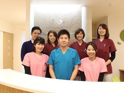 のうみ歯科クリニック 集合写真