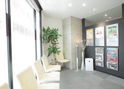 ほたる歯科クリニック 待合室