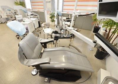 下北沢西口歯科クリニック 診察室