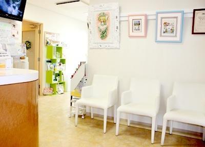 たじま歯科クリニック 待合室