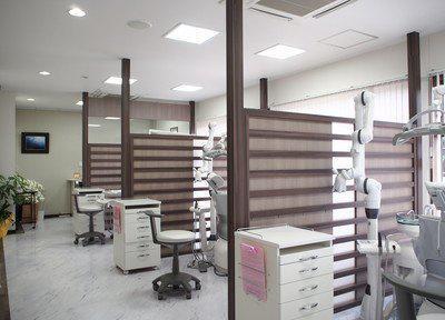 松村歯科医院 診察室