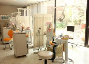 末延さんま歯科医院 診察室