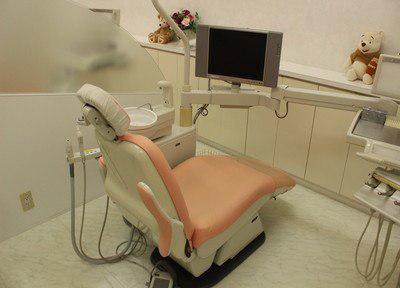 やまざき歯科 診察室