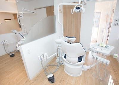 さの歯科 診察室