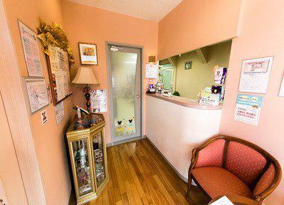 たけやま歯科医院 待合室