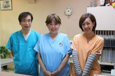 たけやま歯科医院 集合写真