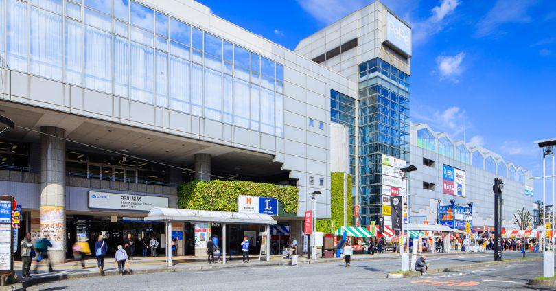 本川越駅 アイキャッチ