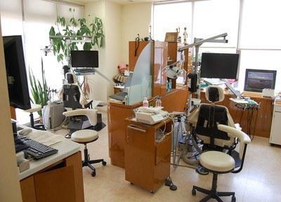 市場町デンタルクリニック 診察室